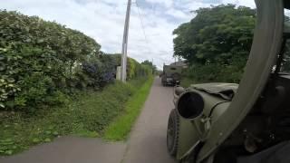getlinkyoutube.com-Normandy Jeep Drive