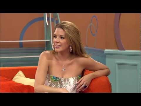 Alicia Machado y el debut televisivo de su hija