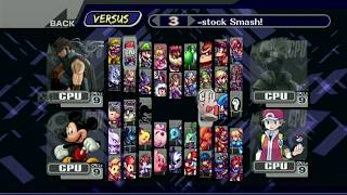 getlinkyoutube.com-Super Smash Brothers Brawl. Project M: Patt Edition 3.0.2-10 - 2014 - Hack Pack Showcase + Download