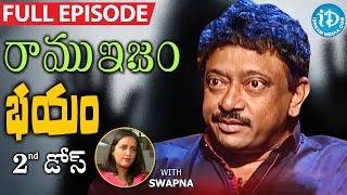 RGV About Fear - భయం | Full Episode | Ramuism 2nd Dose | #Ramuism | Telugu