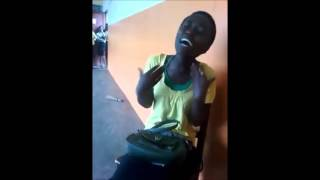 getlinkyoutube.com-African School Girl Sings Beyonce's Halo  with Beautiful Voice