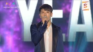 20171202 Park Hyo Shin 박효신-win Stage of the Year @ 2017 MelOn Music Awards