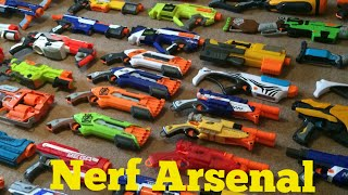 New Years Special   Nerf Arsenal