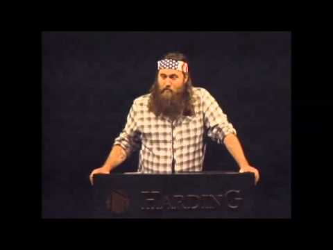 Willie Robertson - Duck Dynasty Star Interview Discusses Relationship with God
