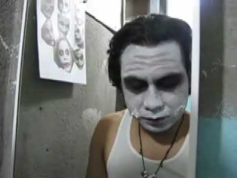 The Joker Mx 02 De 3 Maquillaje