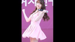 getlinkyoutube.com-151025 광주와이즈파크 축하공연 오늘부터우리는(MeGustasTu) 예린 직캠