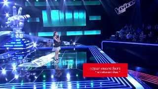 getlinkyoutube.com-The Voice Kids Thailand - โดนัท ณัฐรดา - ดาวเรืองดาวโรย - 1   Mar 2014