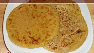 getlinkyoutube.com-Puran Poli (Sweet Indian Flatbread) Recipe by Manjula
