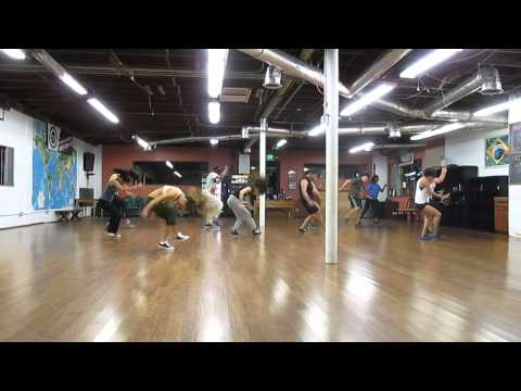 Mulher do Poder Funky Brasil Class with G-Funk