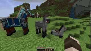 getlinkyoutube.com-Minecraft Horses - How to Feed and Care for Your Horse! [UPDATED] [1.7.10]