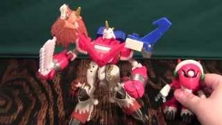 getlinkyoutube.com-Digimon Fusion Shoutmon, Ballistamon, Dorulumon Review (Digimon Xros Wars x2, x3, x4)