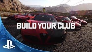 DRIVECLUB - E3 2014 Trailer | PS4 Exclusive