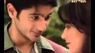 sweet scene Yuvraj & Sandhya (Sriti Jha)