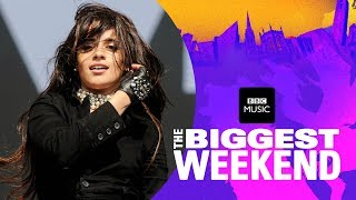 Camila Cabello   Never Be The Same (The Biggest Weekend)