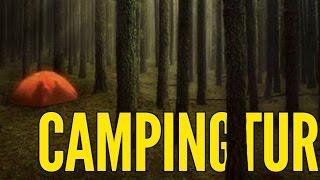 getlinkyoutube.com-CAMPINGTUR - The Forest - Norsk Gaming
