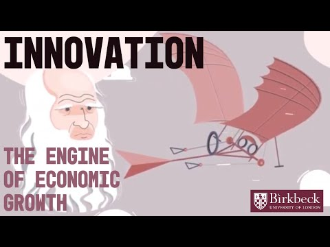 Innovation - The Engine of Economic Growth