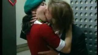 getlinkyoutube.com-Natalia Oreiro, Sos Mi Vida cap. 155, besos y mordiscos
