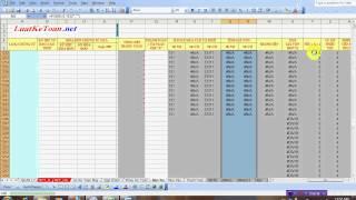 getlinkyoutube.com-cách làm nút bấm coppy dữ liệu vào chung 1 file và tạo nut sort dữ liệu