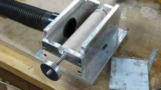 getlinkyoutube.com-Making A Rolling Pin Sander Part 2