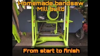 getlinkyoutube.com-homemade bandsaw mill