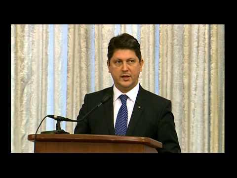 Participarea ministrului Titus Corlăţean la evenimentele organizate cu prilejul Zilei naţionale de comemorare a Holocaustului
