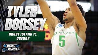 Tyler Dorsey's scores 27, hits game-winning shot for Oregon