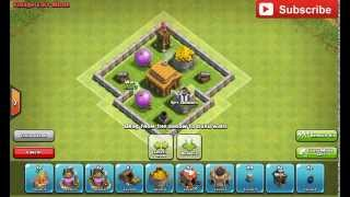 getlinkyoutube.com-Best Town hall 3 Base with defensive replay (Build 1) - Clash of Clans