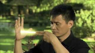 getlinkyoutube.com-Sword Finger - amazing energy practice of Qigong healing