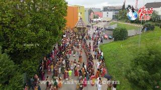 சுவிற்சர்லாந்து சூரிச் அருள்மிகு சிவன் கோவில் ஒன்பதாம் நாள் தேர்த்திருவிழா