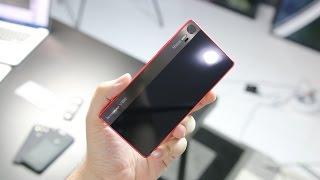 Lenovo Vibe Shot مراجعة جهاز
