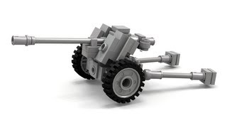 getlinkyoutube.com-Lego WWII Pak-38 Instructions