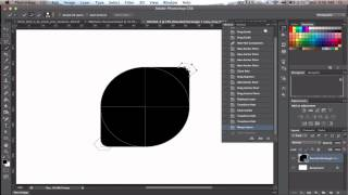 getlinkyoutube.com-Create logo using Vector Shapes in CS6