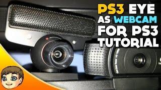 getlinkyoutube.com-How to Use PS3 Eye Camera as Webcam!