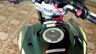 getlinkyoutube.com-Nova Yamaha fazer 250 2016
