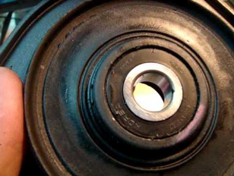 Опора амортизатора переднего, HYUNDAI ELANTRA, 546103X200