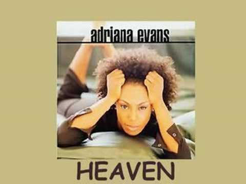 Adriana Evans - Heaven 1997