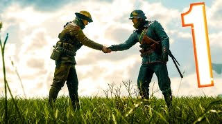 getlinkyoutube.com-Battlefield 1 - Random & Funny Moments #10 (Teammate Trolling!)