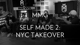 MMG Self Made 2 - NYC Take Over (Documentaire)