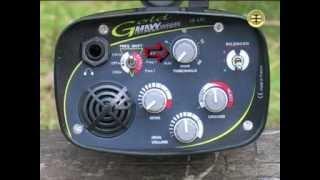 getlinkyoutube.com-XP Gold Maxx Power видеообзор металлоискателя