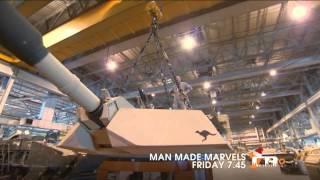 getlinkyoutube.com-Ultimate Factories_ M1 Abrams Tank Part 2_2