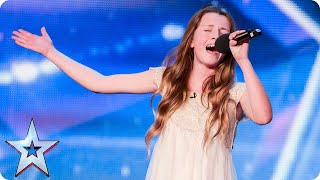 getlinkyoutube.com-Could singer Maia Gough be the one to watch? | Britain's Got Talent 2015