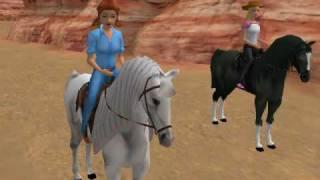 getlinkyoutube.com-Fukkaround: Barbie Horse Adventures: The Ranch Mystery -08- Railroaded