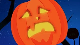 getlinkyoutube.com-scary pumpkin | nursery rhymes | halloween song | kids songs | childrens rhymes