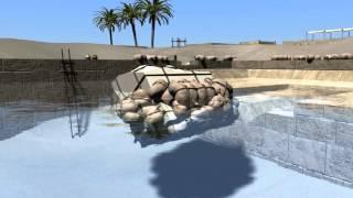 getlinkyoutube.com-How the Pyramids of Egypt were really built Addendum - Shaping the blocks