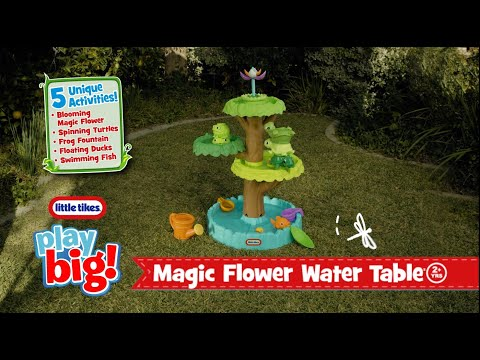 Little Tikes Magic Flower Water Table