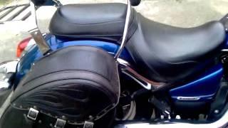 getlinkyoutube.com-Kawasaki VN900 full debaffle