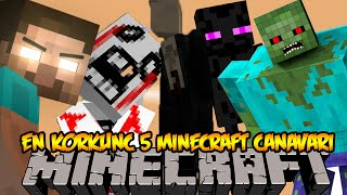 getlinkyoutube.com-EN KORKUNÇ 5 MINECRAFT CANAVARI !
