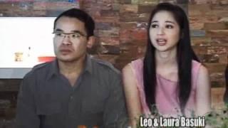 Laura Basuki-Leo Sanjaya Bingung Adat Pernikahan - cumicumi.com