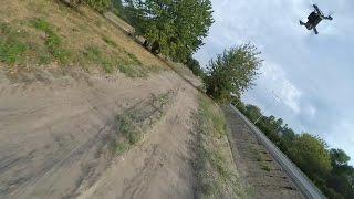 getlinkyoutube.com-Three 250 quadcopters FPV racing - high speed!