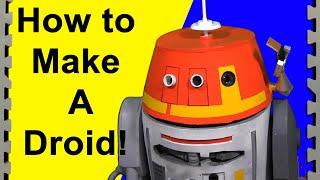 getlinkyoutube.com-How To Make a Droid (Chopper DIY)